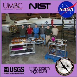 Air-LUSI Instrument and Team