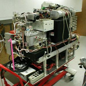 PALMS instrument in lab